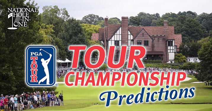 Tour Championship Predictions