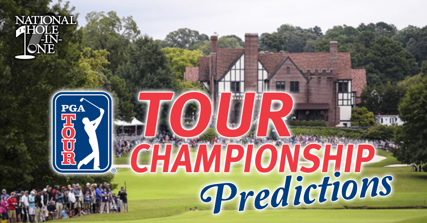 Tour Championship Predictions