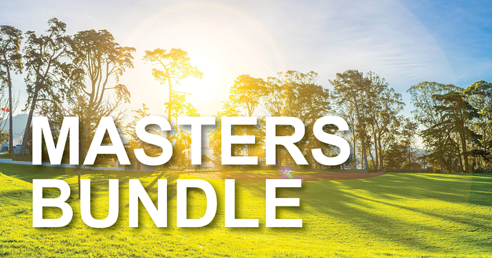 Video Blog: Raise Money for your Tournament with our Masters Bundle