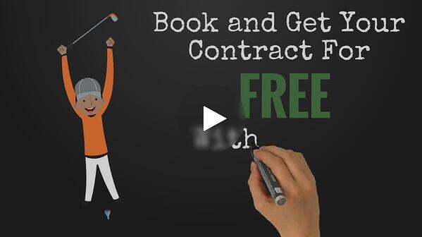 Masters 1, 2, 3 - Book in March and get your contract for free!