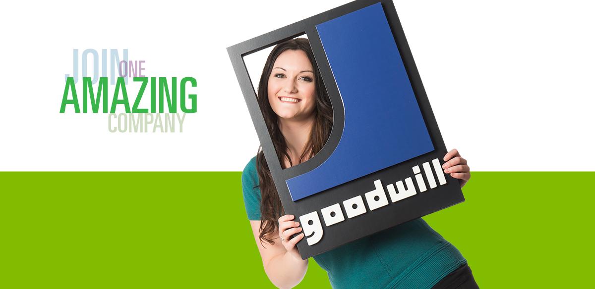 Attend a Goodwill Hiring Event