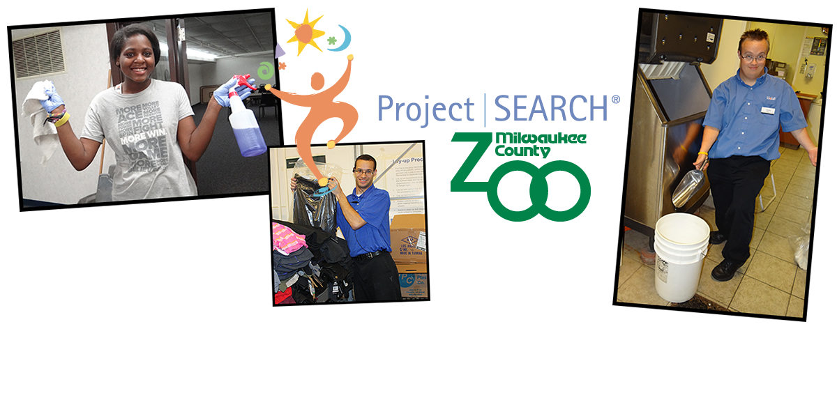 Project SEARCH is an innovative, business-driven, transition program for young adults with disabilities
