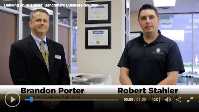 Brandon Porter and Robert Stahler