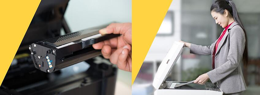 When a proper managed print solution is in place, printing costs can be drastically reduced.