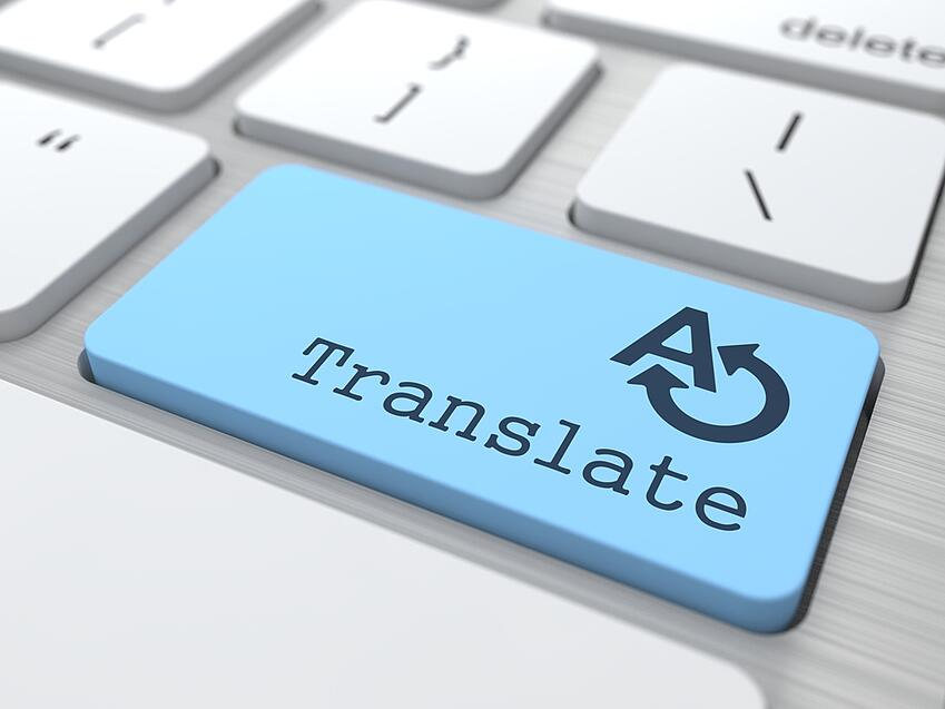 Translate with a single click of a button - on your Xerox?! Yes, on your Xerox copier.