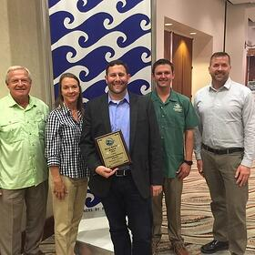 Schlitterbahn Receives Wave Review Award for Best Website