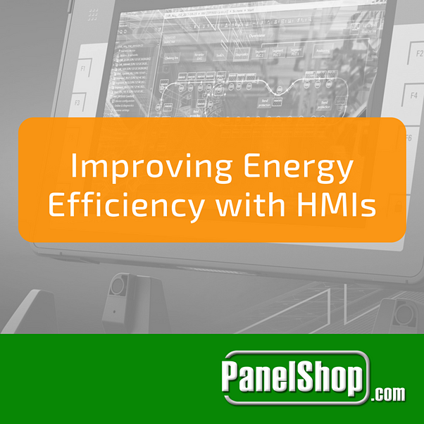 Improving Energy Efficiency with HMIs