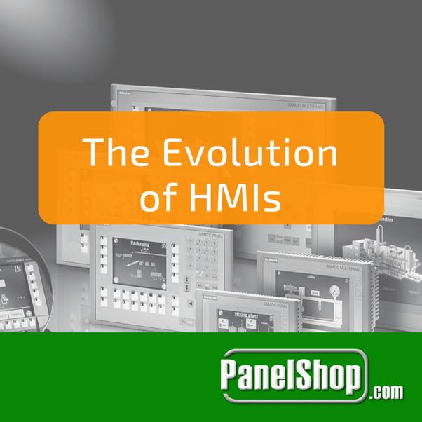 The Evolution of HMIs