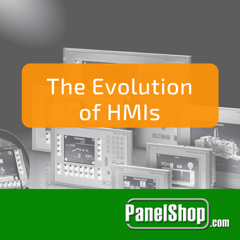 The Evolution of HMIs