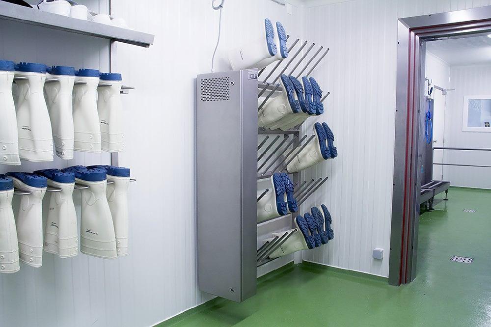 Secadores de botas Profesionales