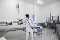Schaum und Desinfektionsanlagen CFD-Q