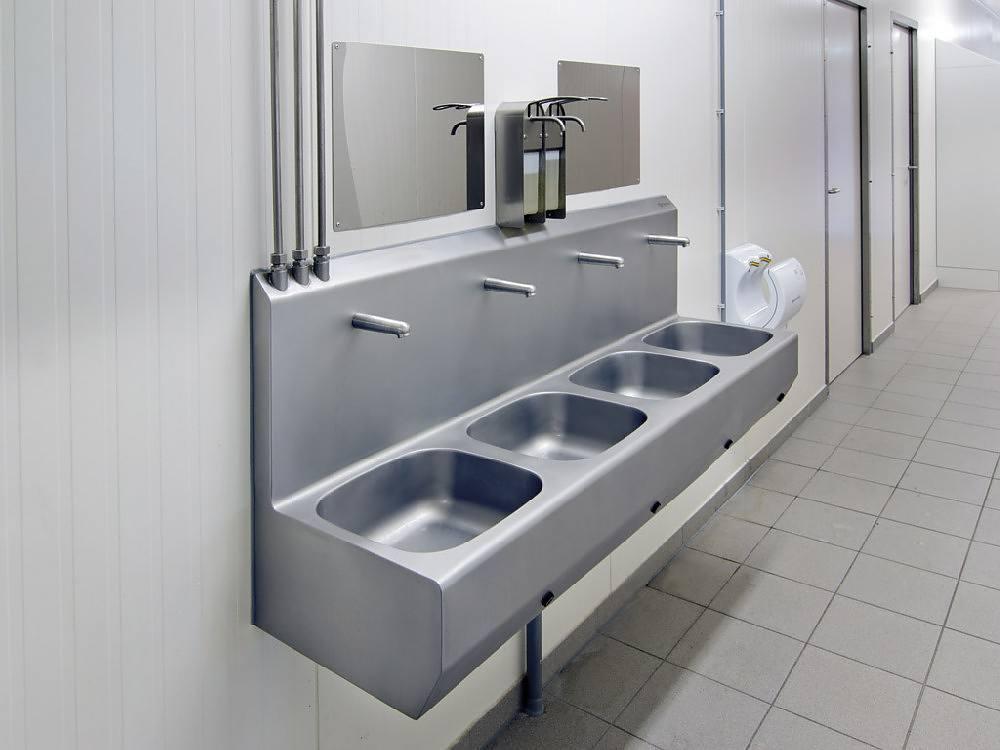 Efficiënt handen wassen