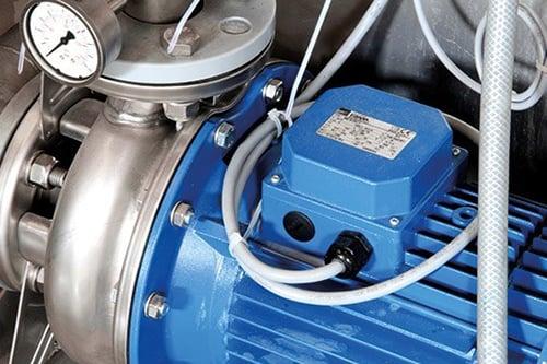 Extractor de humedad con recuperación térmica (opcional)