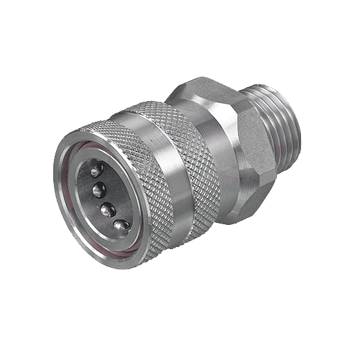 Accessories Quick couplings