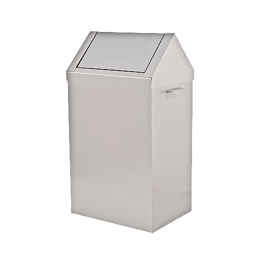 Afvalbak-Swingdeksel