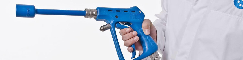 Pistolety wysokociśnieniowe
