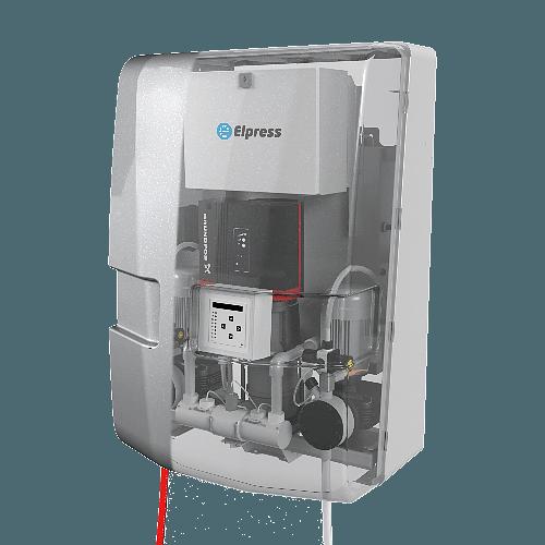 Unidad de espuma y desinfección CFD-Q