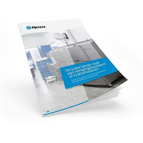 Whitepaper: The right choice for a cleaning system or crate washer