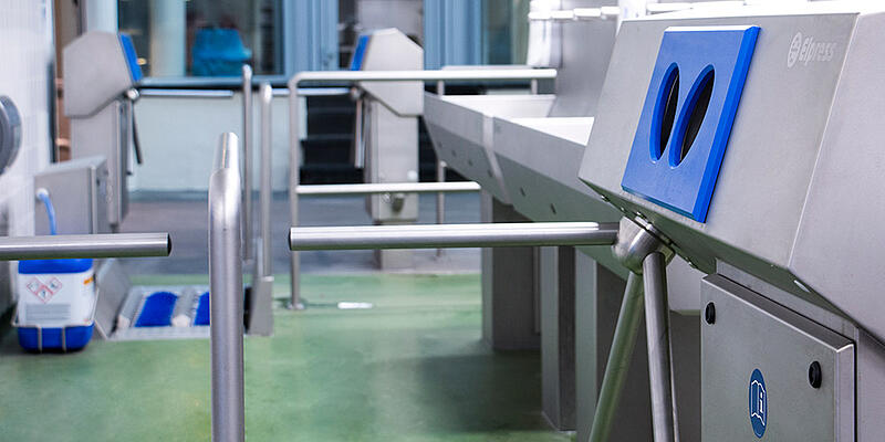 6 advantages of access control within the hygiene process