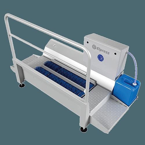 Lavadoras de suelas DZW-1000-R