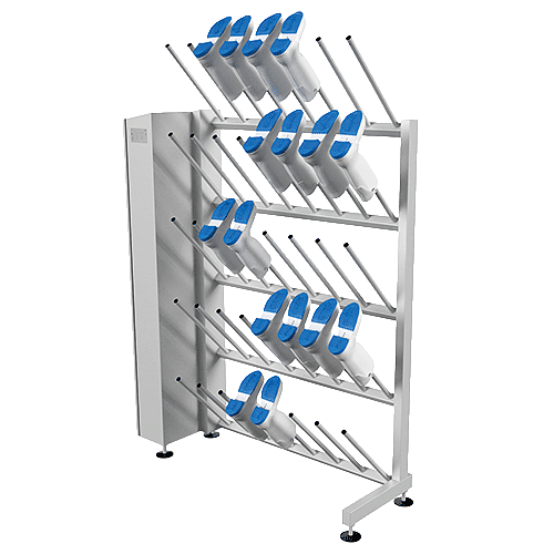 Dry- and storage racks