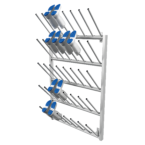 Boot-storage-racks