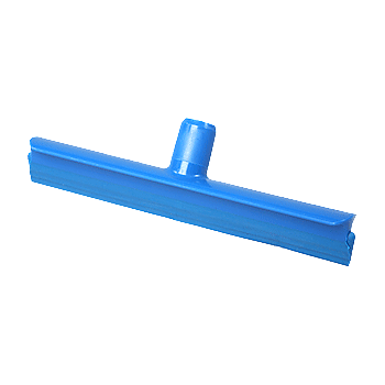 One-piece squeegees