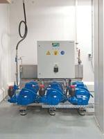 Jednostki dostarczania ciśnienia 60 do 100 bar