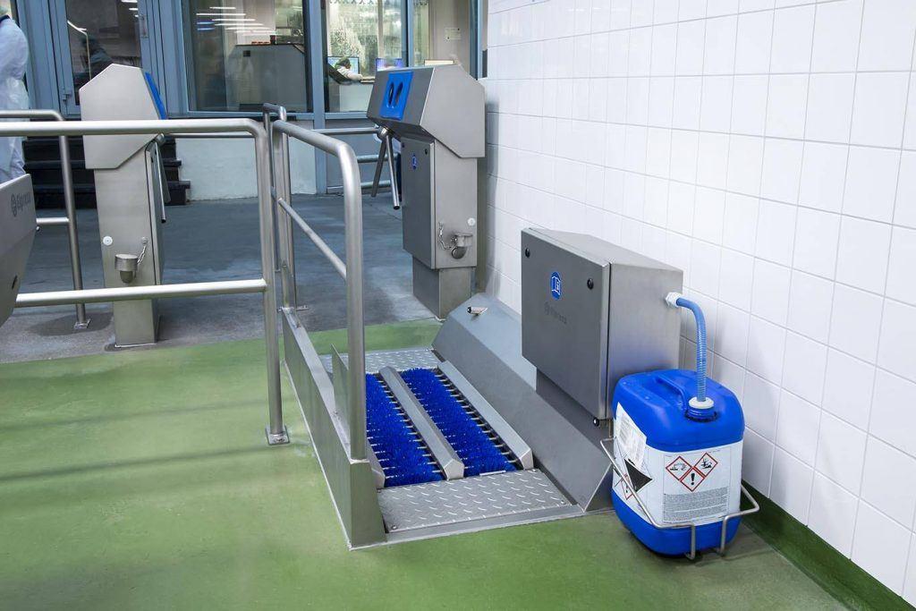 Lavadoras de calzado disponibles en todo tipo y tamaños