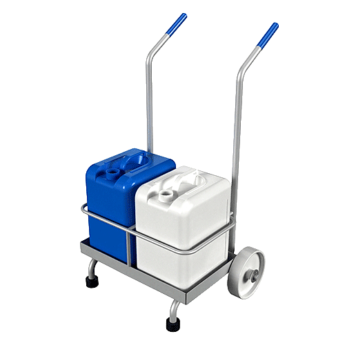 Jerry can Trolley