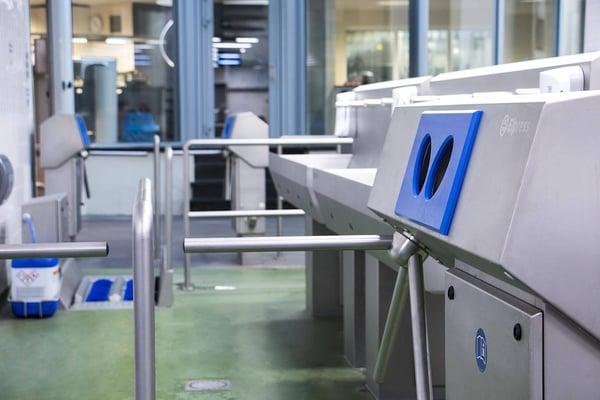 Sześć zalet kontroli dostępu w procesie higienizacji