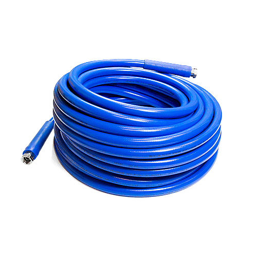 Cleaning hoses- lp-blue
