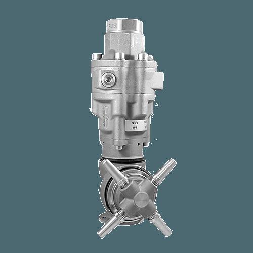 Czyszczenie zbiorników (CIP)