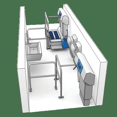 Elpress hygiene-selektor