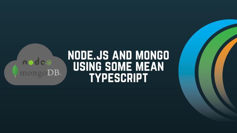 node-mongo-typescript-blog
