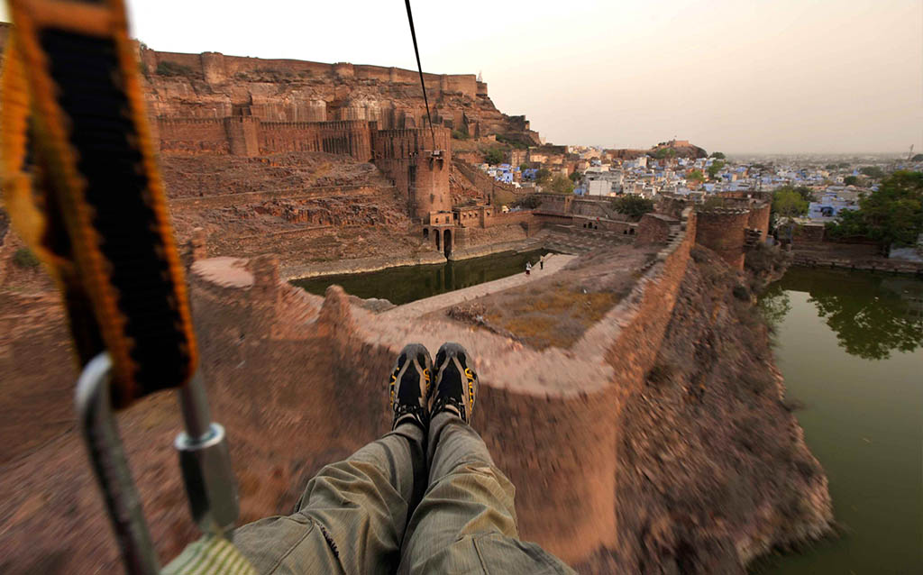 flying-fox-Jodhpur-India-ziplining-locations