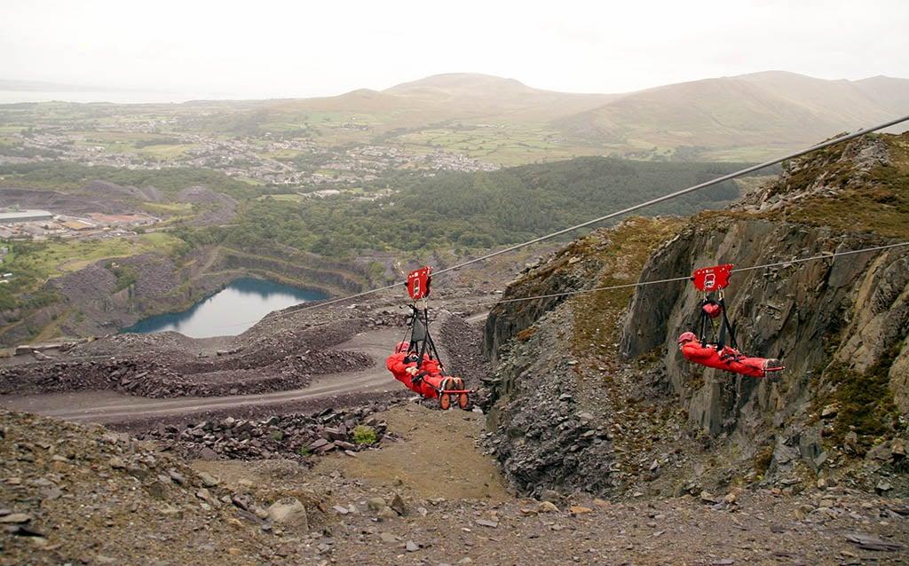 zipworld-Bethesda-UK-ziplining-locations