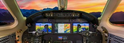 Citation 560XL Garmin G5000