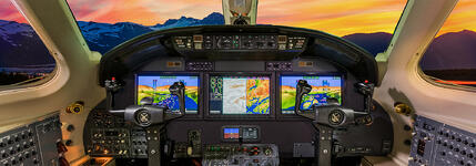 Garmin G5000 for the Citation Excel and XLS