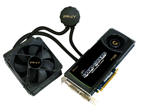 PNY Liquid Cooled GTX 580