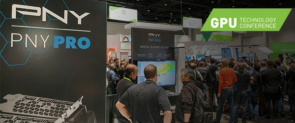 PNY at GTC 2018