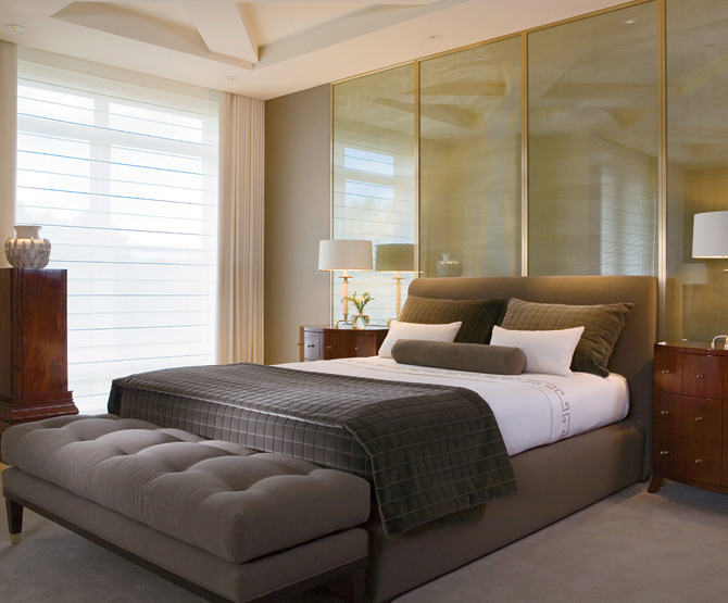 what are some simple feng shui rules for a bedroom