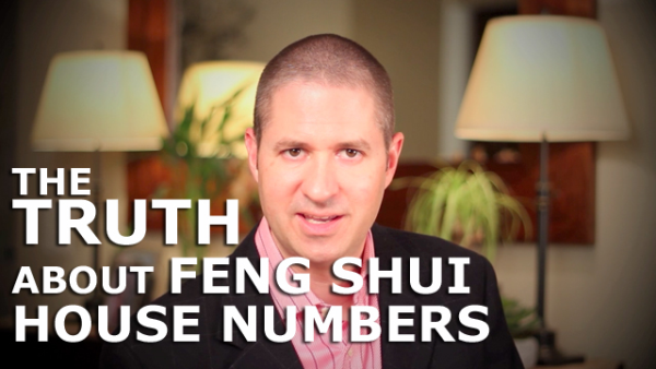 house numbers feng shui