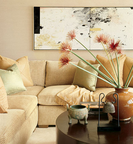 Living Room Arrangement Based On Feng Shui Principles