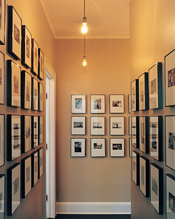 Feng shui hallway how to reduce fast moving chi with photos - Mirror in hallway feng shui ...