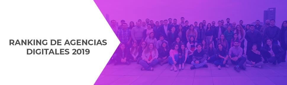¡Estamos en el Top 10 de Agencias Digitales en México 2019!