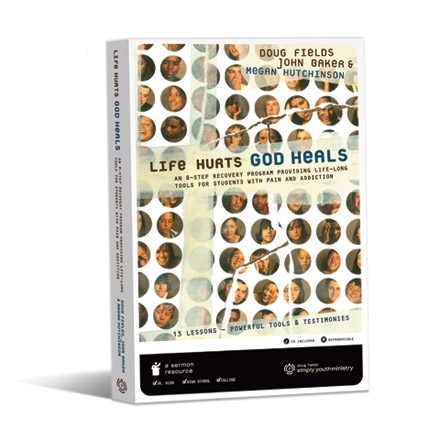 Life Hurts God Heals - Physical
