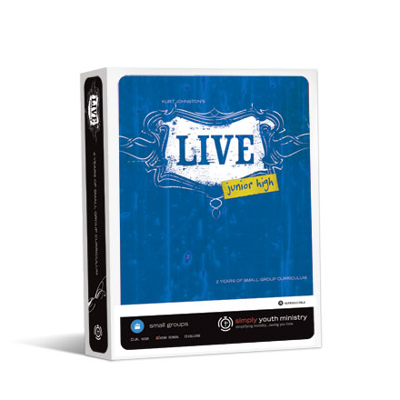 Jr High Live Curriculum - Download