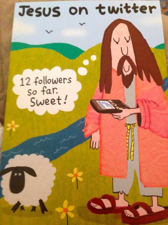 jesus twitter