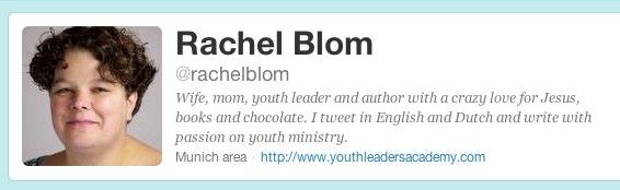 Rachel Blom (rachelblom) on Twitter-1